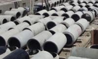 Reinforced concrete cylinder pipes