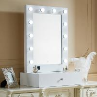 He038 elegance hollywood mirror