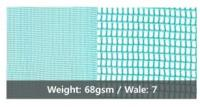68gsm/7 Scaffolding Net and Mash