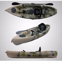 Single Fishing Kayak_3