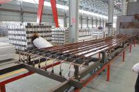 Wood grain production lines