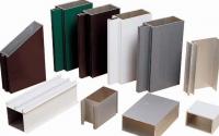 A001 Fluorocarbon profiles series Decorative materials_3