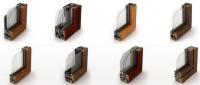 B001 Aluminum Composite Wood Series Insulation Materials_3