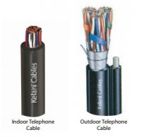 Telephone Cables - Indoor & Outdoor