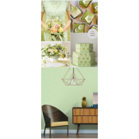 0.53m camellia simple home interior wallpaper china factory