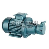 BBG Cycloid Gear Pump