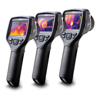 Exx-Series Advanced Infrared Cameras with MSX