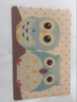 PVC Cushion Printed Mat for Supply_4