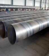Welded SSAW Steel Pipes used in Oil/Gas/Water Industry