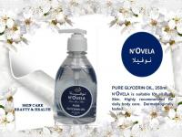 N'ovela pure clycerin oil 250ml