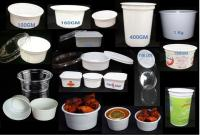 Tubs, lids & containers