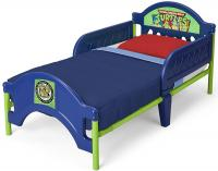 Teenage Mutant Ninja Turtles Plastic Toddler Bed_4