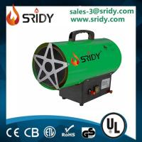 30KW Gas Heater Industrial Workshop Space Fire Propane/LPG Electric Heater_5