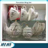Premium porcelain coffee set & tea set