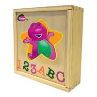Barney Wooden Toys Letters (MUJ830)_4