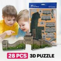 3D Puzzle POP Out World ''Great wall of china''