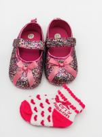 Lucky Baby Shoes Children Footwear New Born Baby Shoes SKU-BBS_3