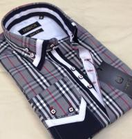 Mdeol Zizu Slim Fit Men's Shirts_5