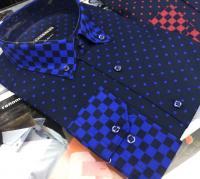 Men's Printed Slim Fit Shirts_6