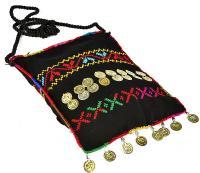 Fully hand made bag made in egypt. 17cm x 25 cm