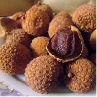 Dried lychee