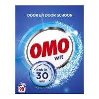 Omo powder 90sc/5,13kg white