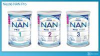 Nestlé NAN PRO1 2 3  Tin
