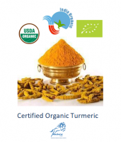 Usda eu certified organic spices at best price