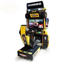 Arcade racing car/moto game machine-offer oem&odm service