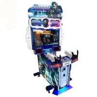 Hot sales arcade shooting game machine
