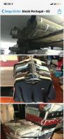 apparel closeout / 1 EURO