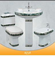 Complete toilet set (6 pcs)