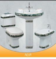 Complete toilet set (6 pcs)