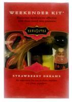 Kamasutra Strawberry Weekender Kit Moisturiser