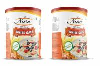 Nura White Oats Meal