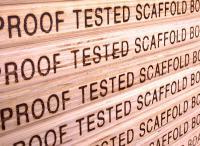 Lvl scaffolding board