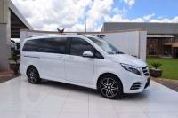 Mercedes-benz v-class 250 avantgarden new world investment stock 2019