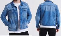 Men jeans jackets