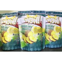 Freeze dried pineapple manufacturer from thailand