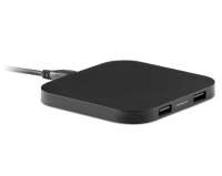Charging pad with 2 port