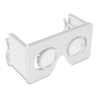 Foldable Virtual Reality Glasses in ABS.