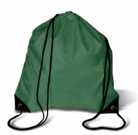 Drawstring bag in 190t polyester. ideal for uuse on day trips.