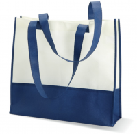 Shopping or Beach Bag in Nonwoven Material