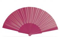 Manual hand fan