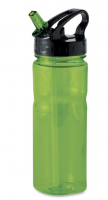 Drinking Bottle with Ffoldable Mouthpiece