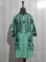 Soft cotton kurti d2