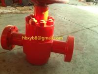 Plate gate valves api 6a valves