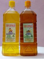 Chekku sesame oil and groundnut oil