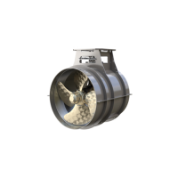 Marine thruster transverse - transverse thrusters 3.6 mw