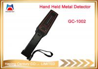 Full body security equipment hand held gold metal detector MD300_8